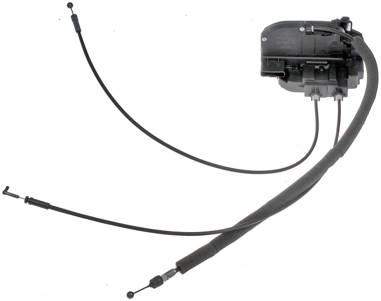 Neeknn Front Right Door lock actuator Kit For Nissan Tiida Versa 1.8L 1.6L 80500EL010