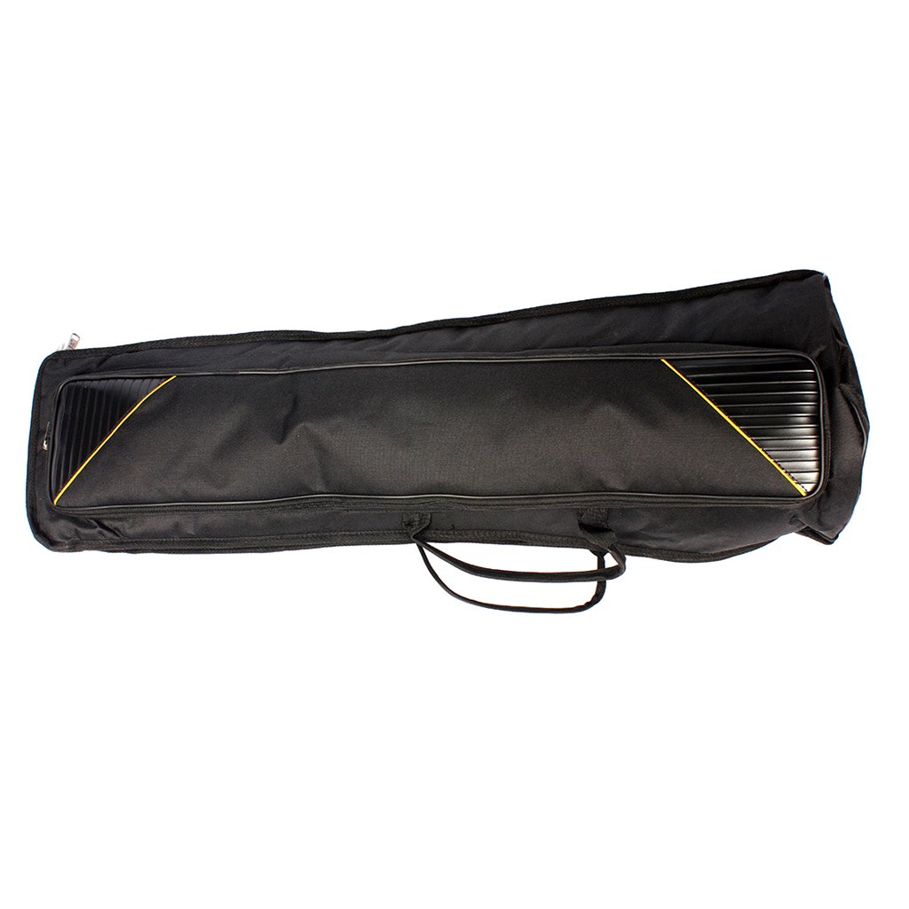 MagiDeal Durable Tenor Trombone Gig Bag Musical Instrument Accessory Carry Bag Backpack Black 35.82inch by MagiDeal (Image #1)