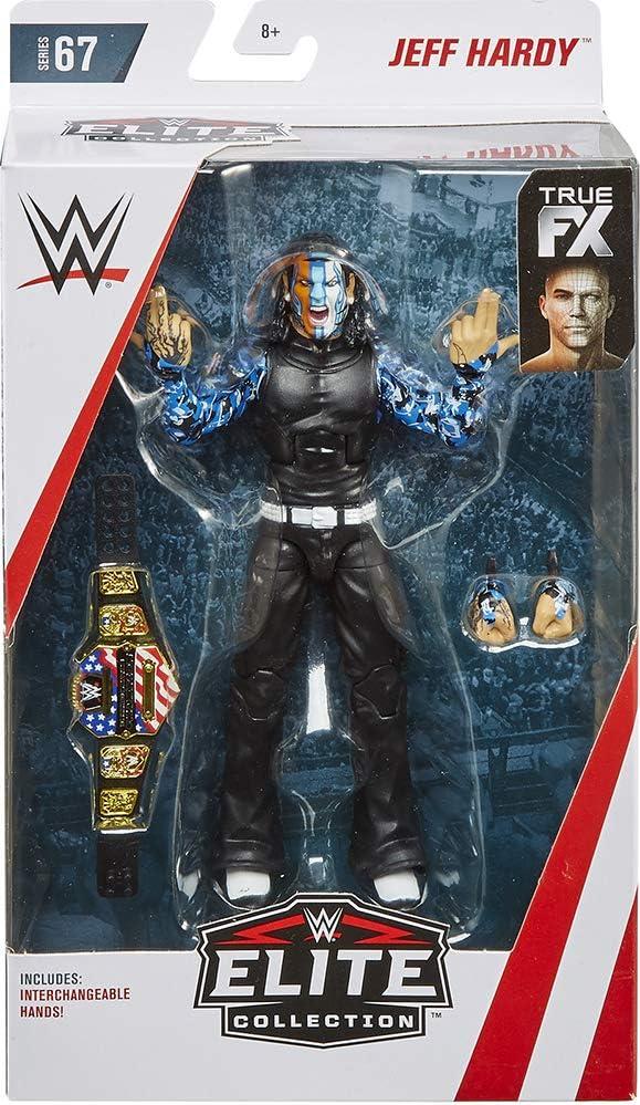 WWE Elite 67 Mattel Toy Wrestling Action Figure Randy Orton