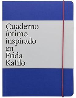 Cuaderno íntimo inspirado de Frida Kahlo (Inglés)