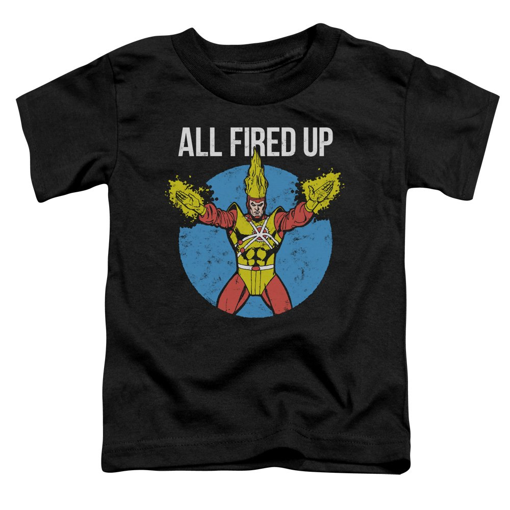 Justice League Firestorms Party Unisex Toddler T Shirt for Boys and Girls