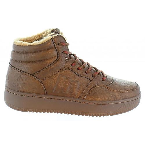 Botines de Mujer MTNG 69667 CARETO CAMEL Talla 36: Amazon.es: Zapatos y complementos