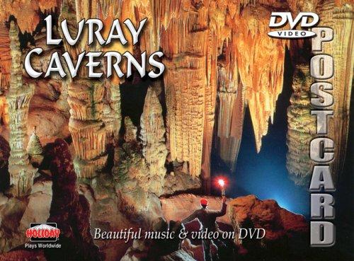 Luray Caverns DVD Postcard