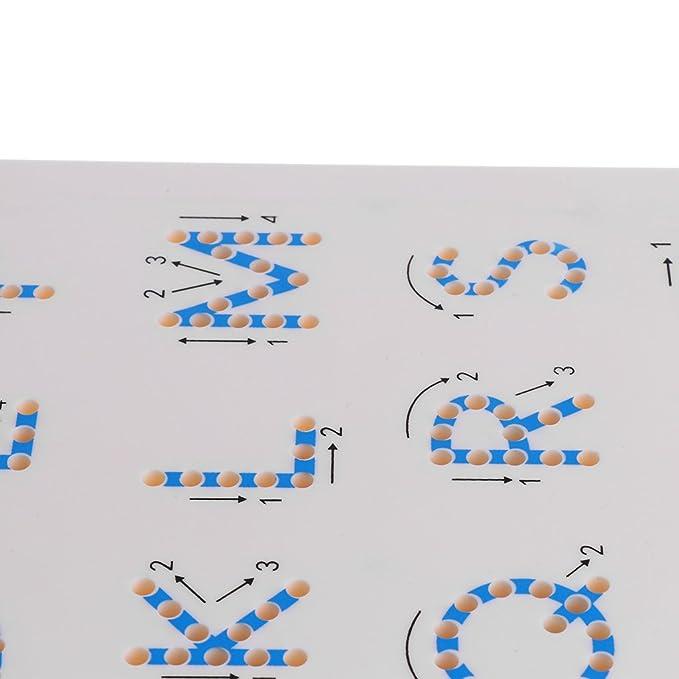 Amazon.com: Magideal magnético tablero de dibujo imán Tablet ...
