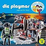 Jagd auf Dr. Devil (Die Playmos 19) | Simon X. Rost, Florian Fickel