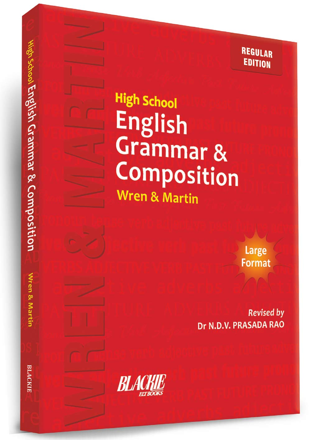 Buy Wren & Martin High School English Grammar And Composition Book ...