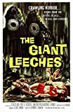 Attack Of The Giant Leeches (Aka The Giant Leeches) Poster 1959 Movie Poster Masterprint (24 x 36)