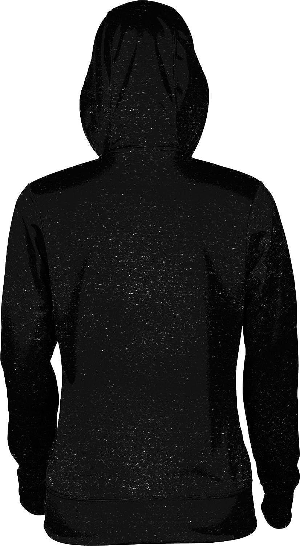 Heathered University of North Texas Girls Pullover Hoodie School Spirit Sweatshirt
