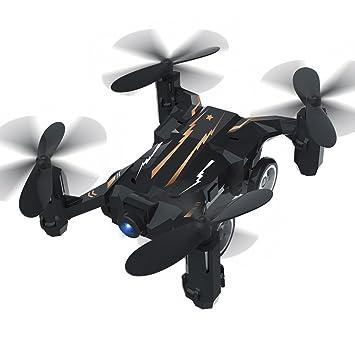 HAOXIN Mini Drone, HX132 RC Quadcopter de Bolsillo para niños y ...