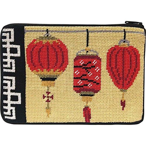 Stitch & Zip Needlepoint Purse Kit- Chinese ()