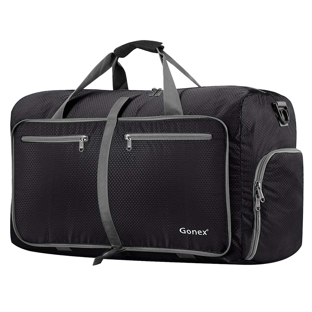 Gonex 80L Packable Travel Duffle Bag, Large Lightweight Luggage Duffel 14  Color Choices product image 62696eb643