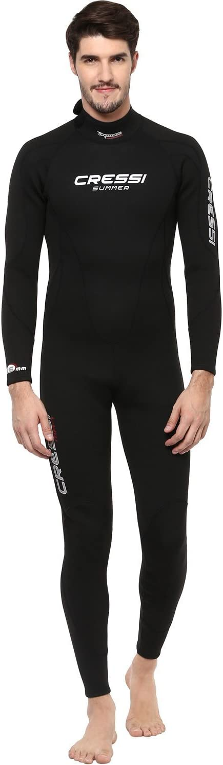 Cressi Summer 2.5mm Men s Back Zip Full Wetsuit