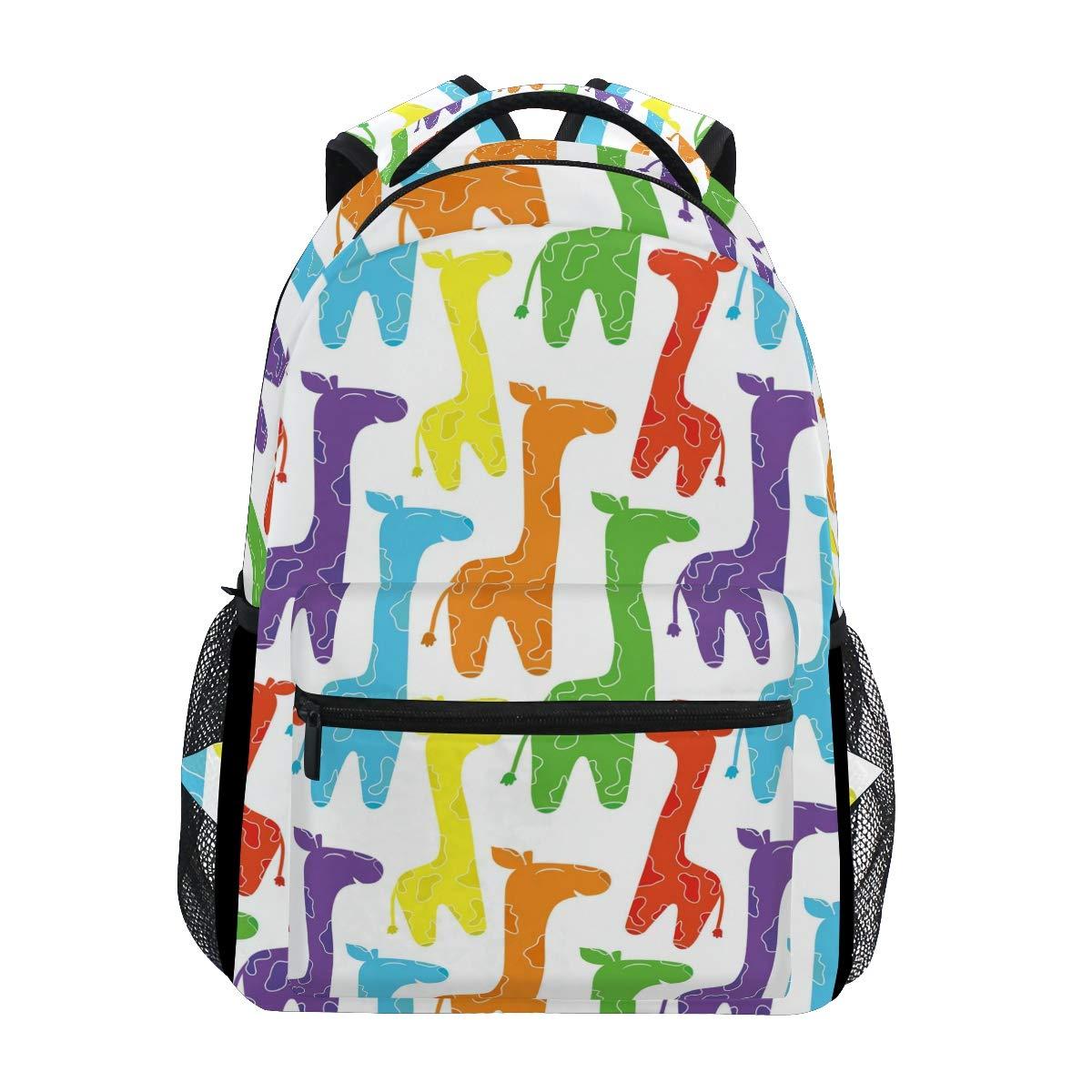 DOSHINE g15906662p203c237s337, Zainetto per bambini Unisex adulti Multicolore Multicolore 11.5''x8''x16''