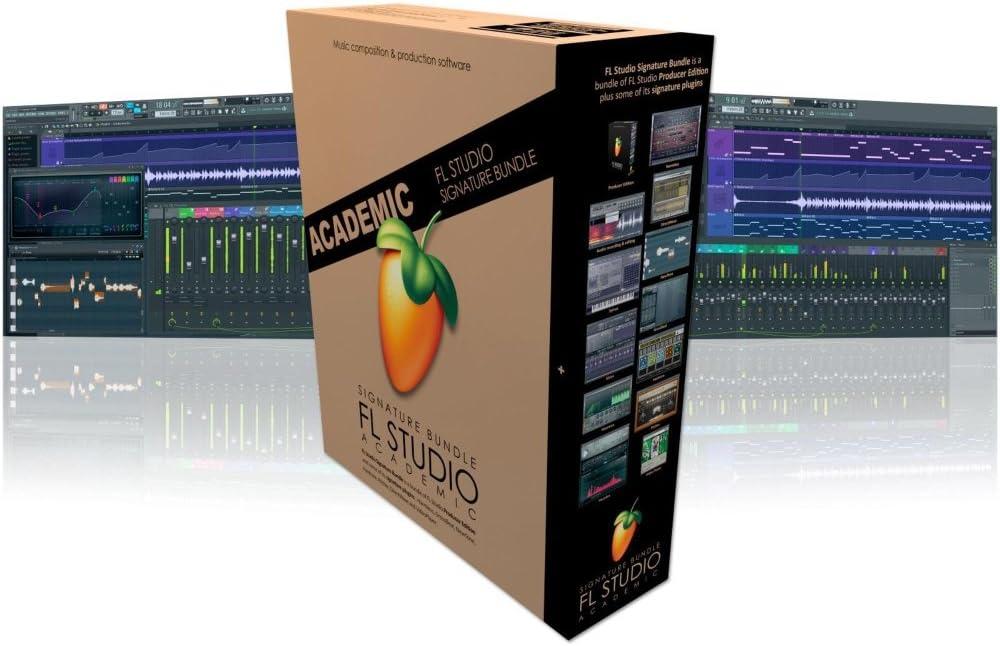 FL Studio - EDU 1 Licencia Signature Bundle Edition 11