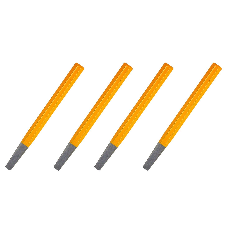 Fastcap 80557 STAPLESETTER 1/4-Inch Staple Setter Punch 1/16-Inch Depth, 4-Pack