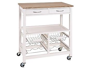 Küchenwagen Servierwagen Beistellwagen Küchentrolley ...