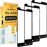 [3-PACK]-Mr Shield For ZTE Blade X Max [Japan Tempered Glass] [9H Hardness] [Full Cover] Screen Protector with Lifetime Replacement Warranty