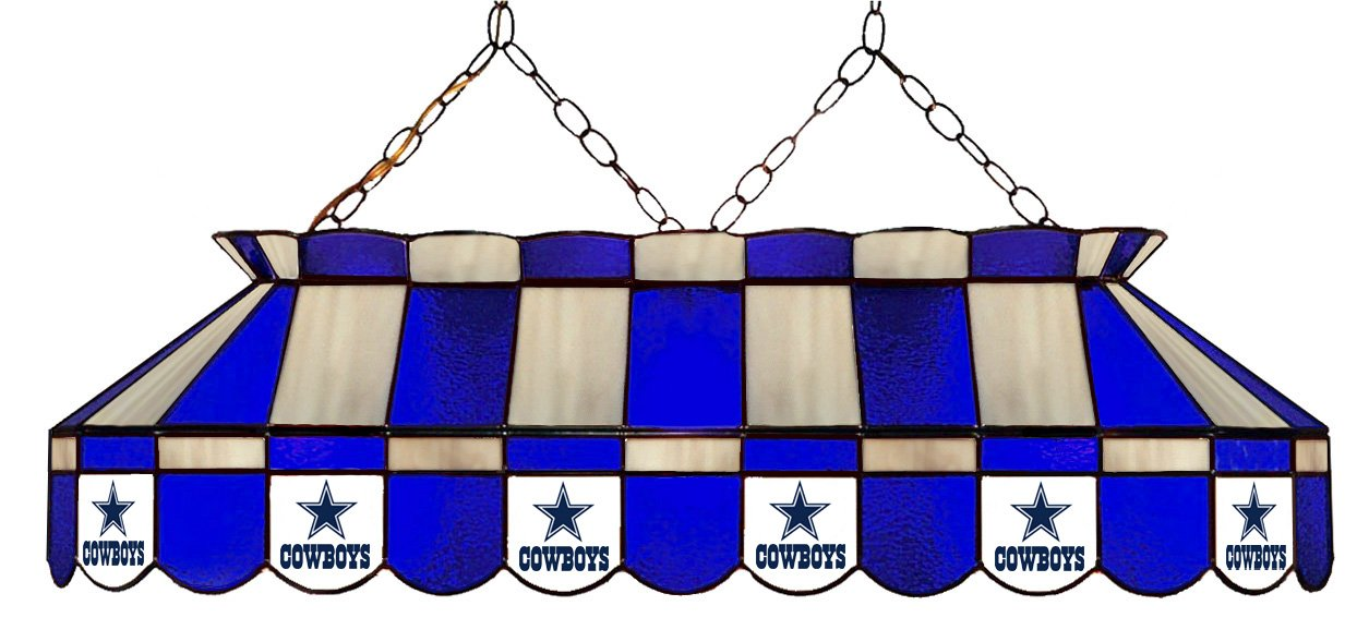 Amazon imperial officially licensed nfl merchandise tiffany amazon imperial officially licensed nfl merchandise tiffany style stained glass billiardpool table light dallas cowboys sports fan billiard aloadofball Gallery