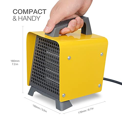 Small Personal Portable Space Heater Review