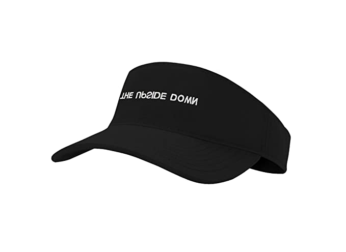 b29a8afa682 Jinniee The Upside Down Sun Visor Hats Classic Unisex - Best Visor For Women  and Men