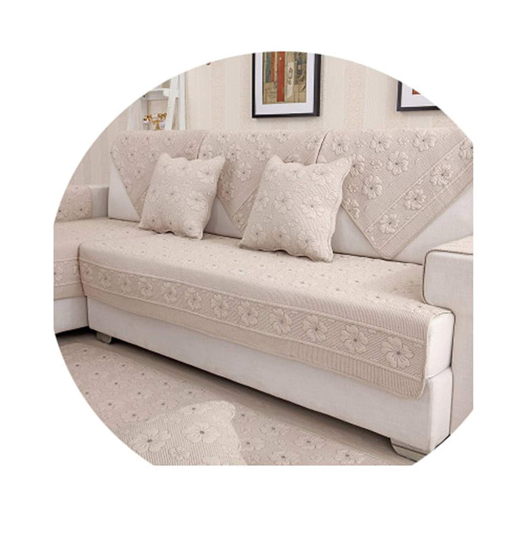 Amazon.com: New Modern Style Sofa Slipcovers Cotton ...