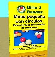 Billar 3 Bandas - Mesa Pequeña Con Círculos: