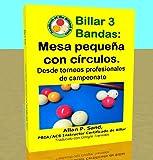 Billar 3 Bandas - Mesa pequeña con círculos: Desde torneos profesionales de campeonato