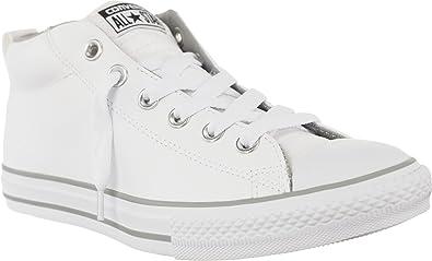 5bdc6c180d2c Converse Junior CTAS Street Mid 654248C Sneakers White UK 2