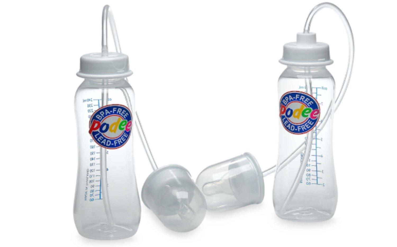 【サイズ交換OK】 Podee ハンズフリー 哺乳びん ハンズフリー ダブルパック 哺乳びん ダブルパック 赤ちゃんがもう哺乳びんを手に持つ必要はありません B001V9KPBI, アバソン:ef6cd29c --- martinemoeykens.com