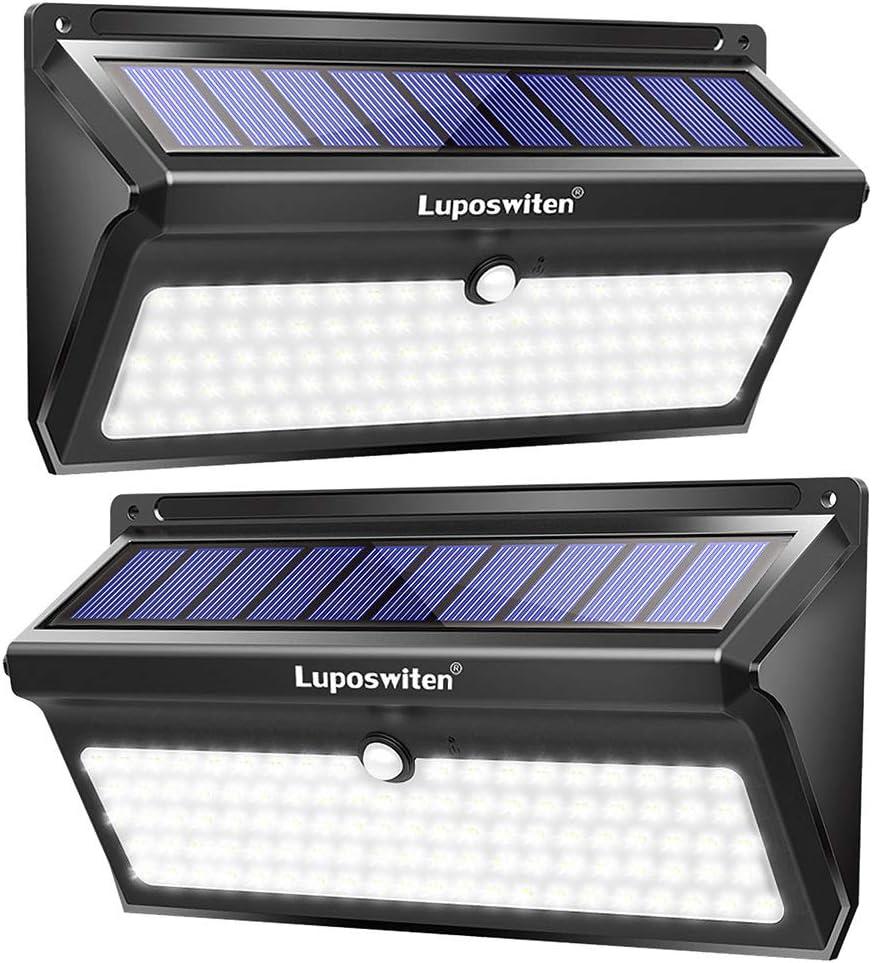 Luposwiten LED solar lights