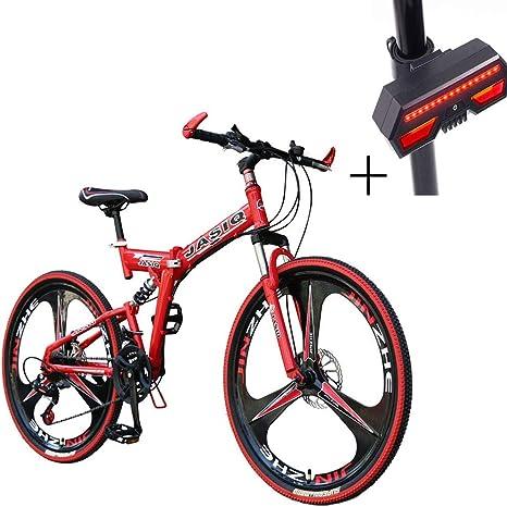 Bicicleta, Bicicleta De Montaña, 26 Pulgadas De Disco Doble Freno ...