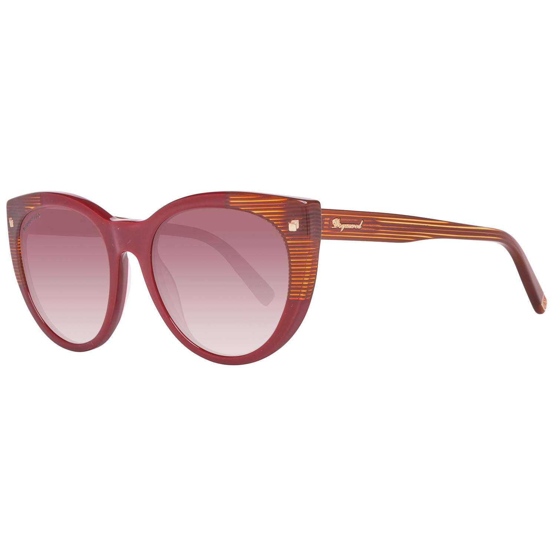 DSQUARED Gafas de Sol Dq0180 69F (55 mm) Marrón: Amazon.es ...