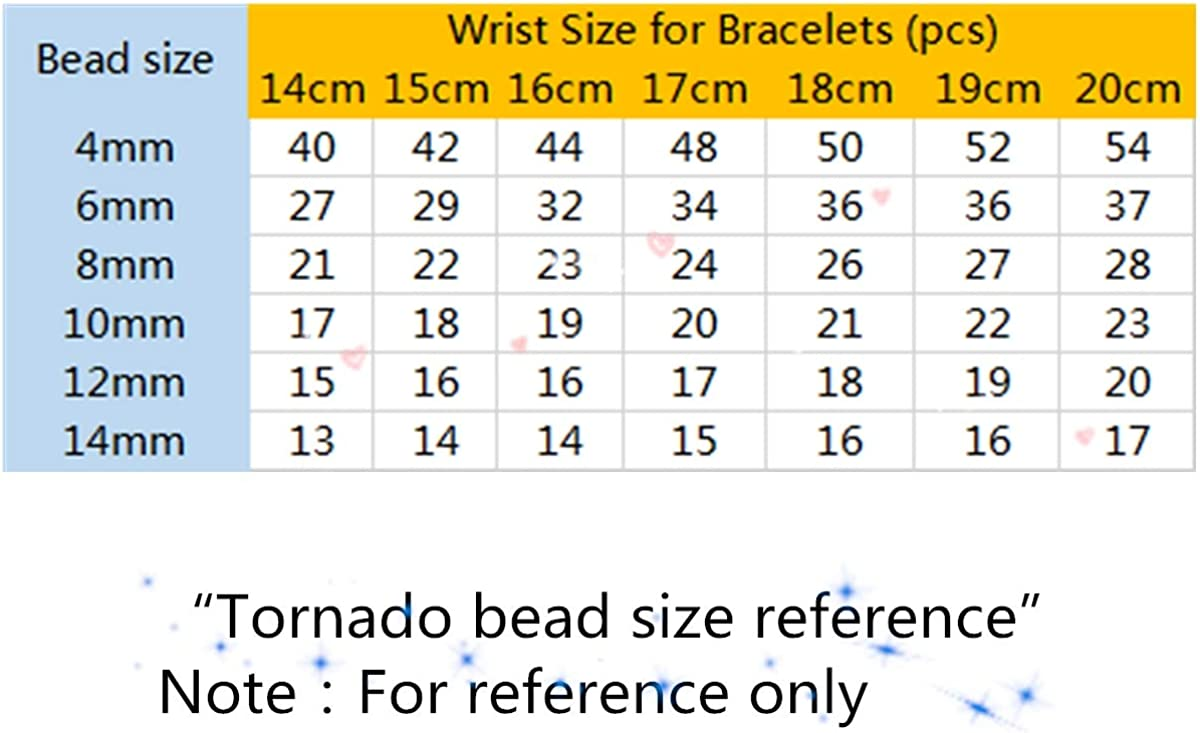 Tornado 70Pcs Crystal Beads Bicone Glass Beads Briolette Faceted Beads Lots Wholesale for Bracelet Necklace Jewelry Making DIY Craft Project