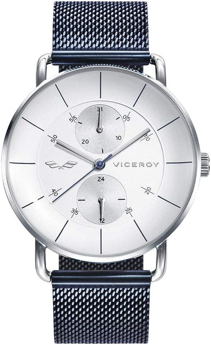 Reloj Viceroy Hombre 42365-06 Colección Antonio Banderas: Amazon.es: Relojes