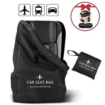 Amazon.com: Lenture - Bolsa de viaje para asiento de coche ...