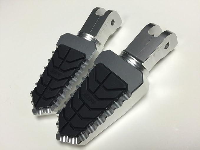 Billet Aluminum Adjustable Footpegs Footrests Rearsets BMW R1100GS R1150GS ADV