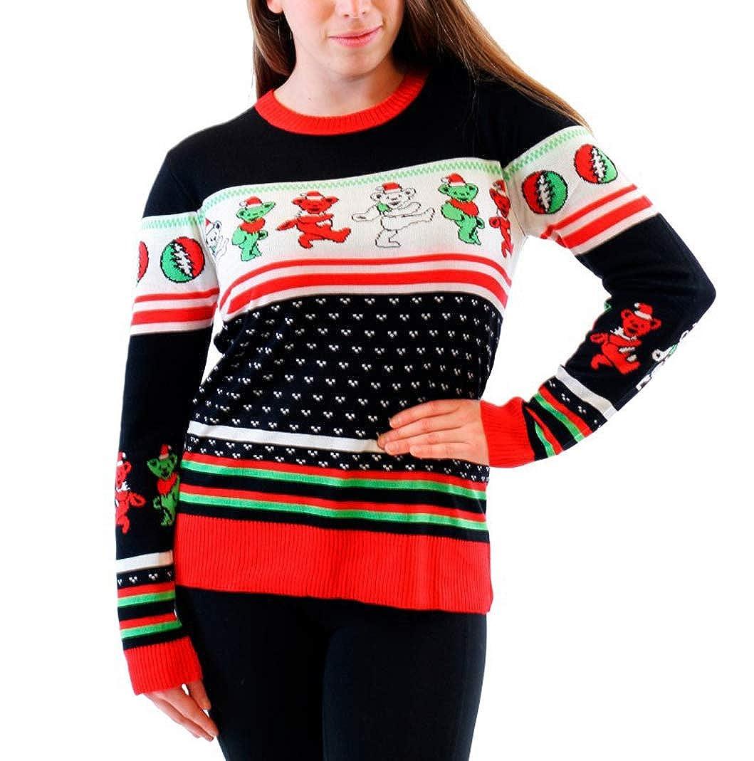 Folge deinem Herzen Unisex Weihnachtspullover Christmas Sweater Sweatshirt Weihnachten Jumper