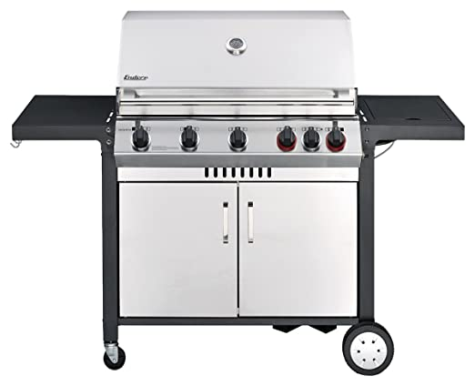 Enders Gasgrill Boston Test : Enders bbq gasgrill monroe 5 kp turbo gas grill 8179 2 x steak