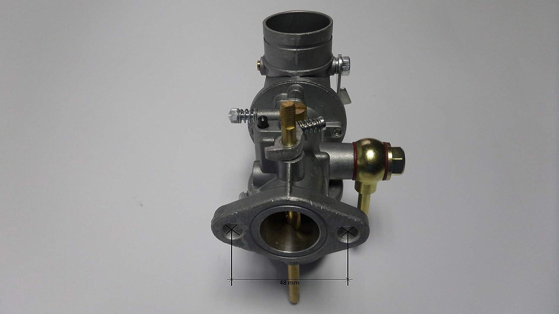 Generico Vergaser Anpassbar Für Motor Acme Al480 Vt88 Cotiemme Garten