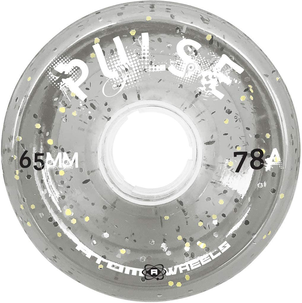 ATOM Pulse Outdoor Quad Skating Wheels