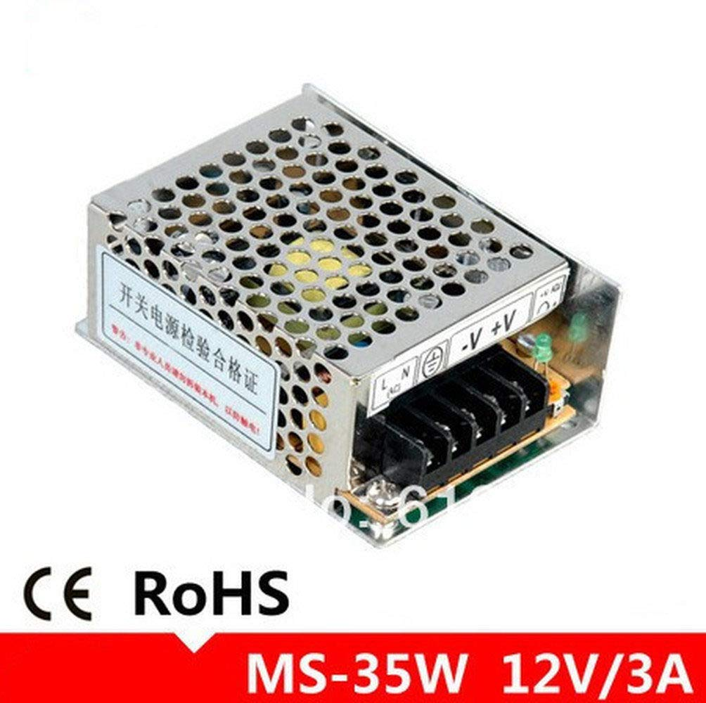 35-12 Mini Type IndustrialField 35W Small Size Switch Power Supply 12V DC Power Supply MS