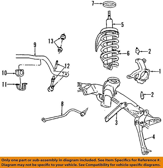 Mopar 5212 2082AA Suspension Track Bar