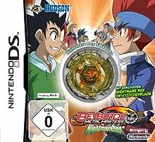 Konami Beyblade Metal Masters - Juego (DEU, Nintendo DS)