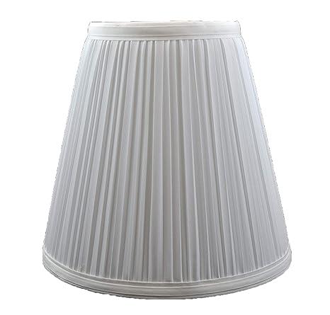 Amazon.com: Pantalla para lámpara Urbanest de seda ...