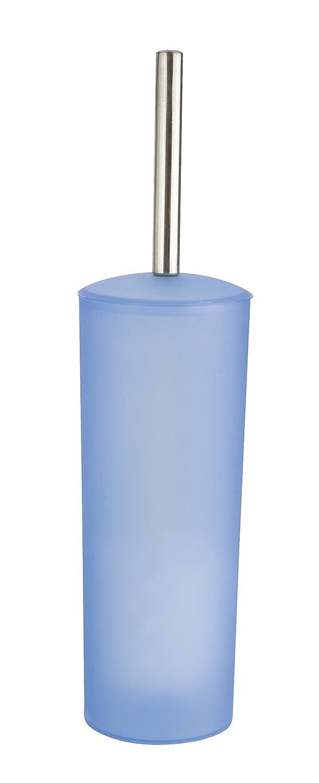 Wenko Arktis Escobillero, Polipropileno, Azul, 9.5x9.5x38.5 cm 15319100
