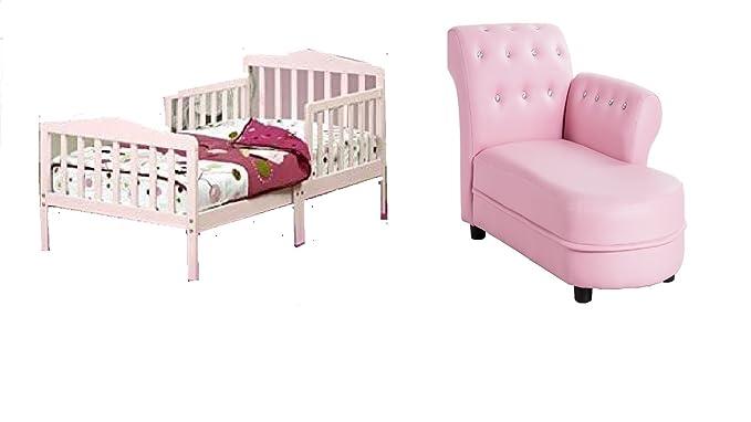 Amazon.com: Delta orbelle cama infantil para niños pequeños ...