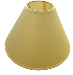 Tp24 drum lamp shades tp4459 4459 lemon yellow light shades ct lighting 9 cotton coolie pendant or table lampshade in sand colour mozeypictures Image collections