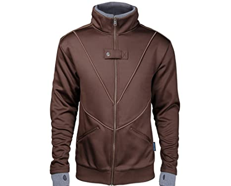 Amazon Com Watch Dogs Aiden Pearce Hoodie Sweater Official Ubisoft