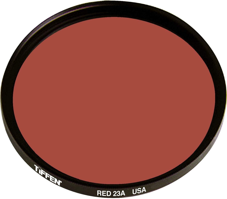 Red Tiffen 67mm 23A Filter