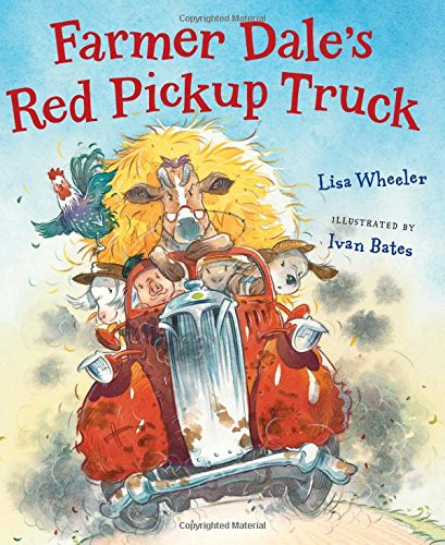 Farmer Dale's Red Pickup Truck board book ()